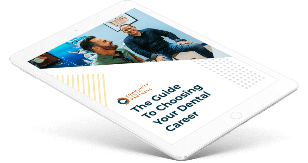 The Guide to Choosing Your Dental Career ebook